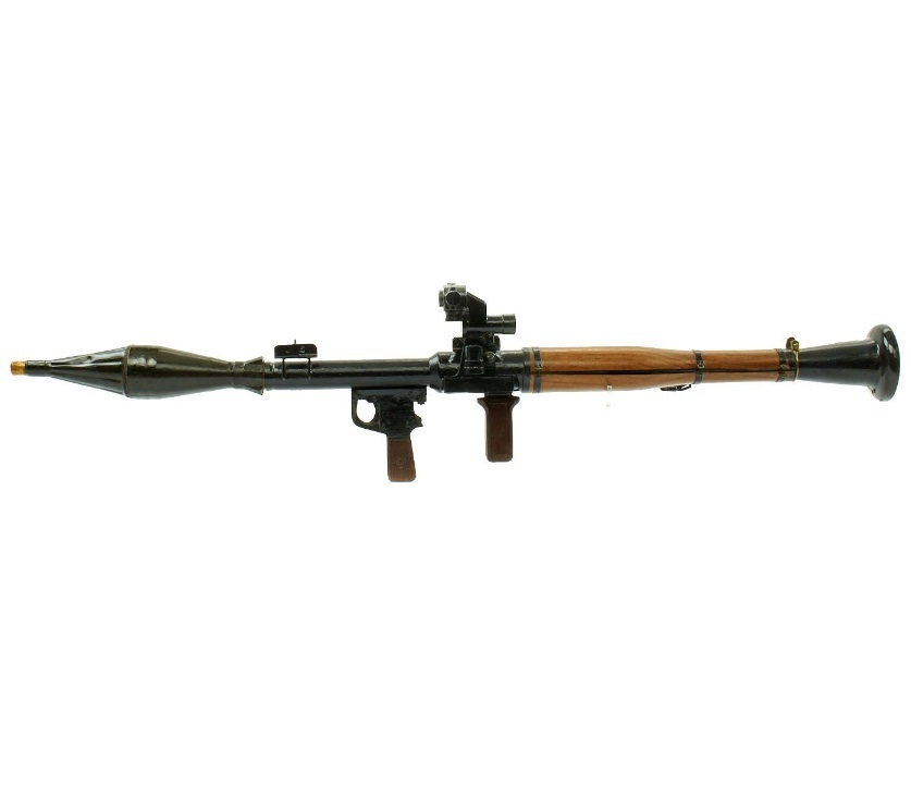 RPG7 Repica Film Prop  - Muzzle Club